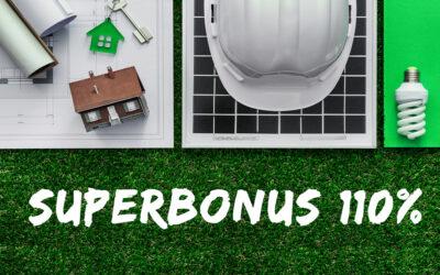 Il Superbonus 110% è operativo: i lavori possono partire
